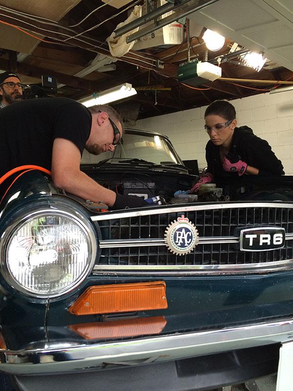 Lauren Bohlander Gallery Garage Squad